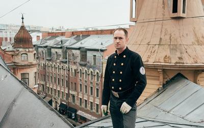 Я работаю трубочистом в Петербурге