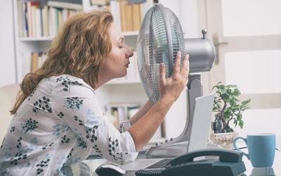 Как в жару заставить себя работать