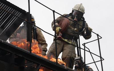 Забайкальским пожарным повысят зарплату после обращения к Путину