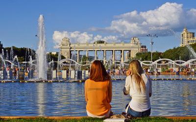 Москва — самый предпочтительный город для работы летом