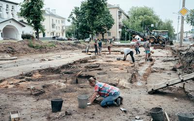 «Археологи единственные на полном серьезе отвечают за свои действия»