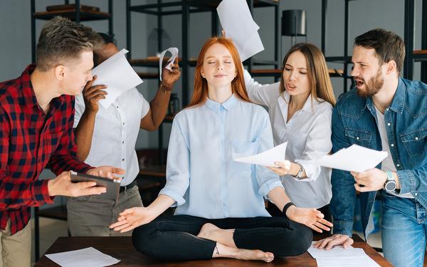 Тест: Сможете ли вы работать в крупной корпорации?