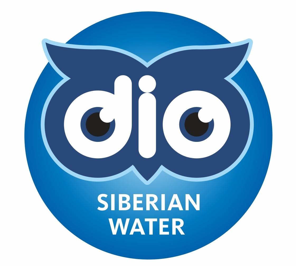 DIO - вода Сибири для сибиряков